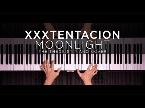 XXXTENTACION - Moonlight | The Theorist Piano Cover