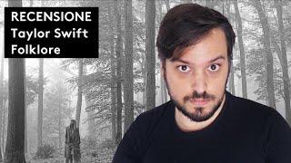 """Baixar HO ASCOLTATO """"FOLKLORE"""", IL NUOVO ALBUM DI TAYLOR SWIFT. Cosa ne penso?"""