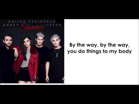 Hailee Steinfeld ft. Grey, Zedd - Starving...