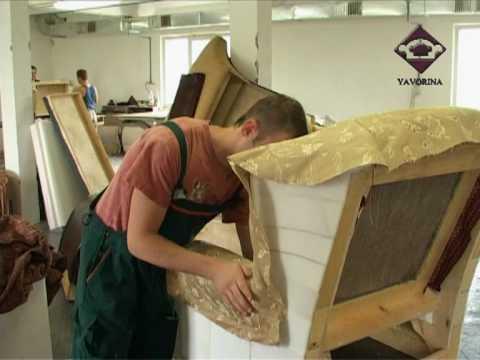 Производство мебели. Мебельная фабрика ЯВОРИНА (Киев)