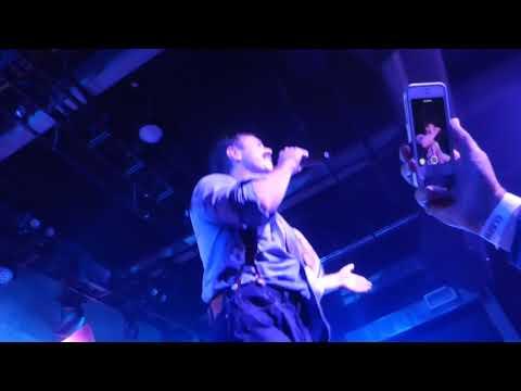 "According2g.com presents ""I Don't Feel Like Dancin'"" (Stripped Down Version) live by Jake Shears"