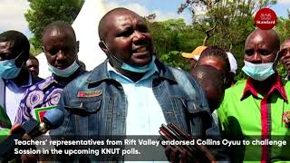 Tough KNUT to crack: Rift Valley endorses different candidate to face Sossion in upcoming KNUT polls