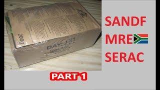 South African Ration Review: SANDF 24H MRE Menu 6 Part 1 of 2