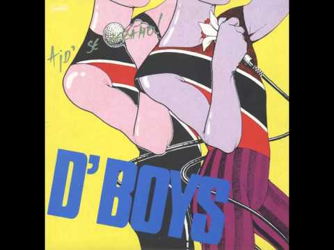 D Boys - Zaba - (Audio)
