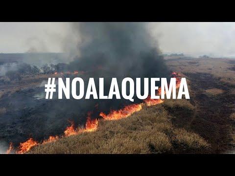 #NoALaQuema