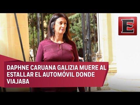 Asesinan a periodista maltesa, investigadora clave en los Panama Papers
