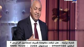 بالفيديو .. نادر نور الدين: إدارة الأزمات غائبة تمامًا عن الدولة