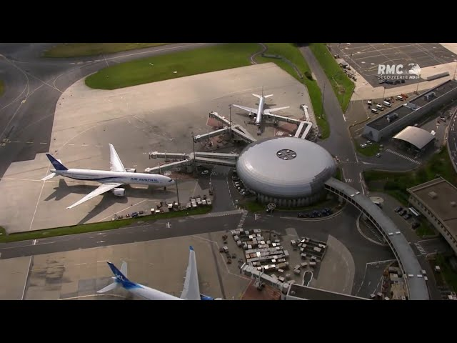 Paris-Charles-de-Gaulle : L' Aéroport du Futur - Documentaire
