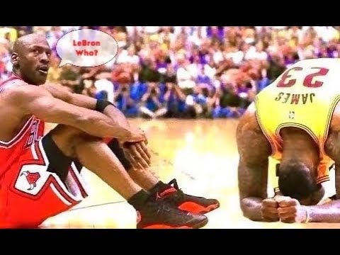 THE GREAT DEBATE - Would you rather have LeBron James or MJ?