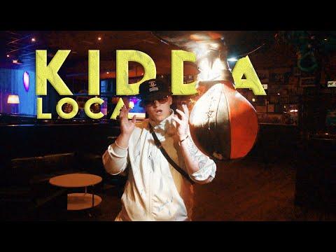 Смотреть клип Kidda - Loca