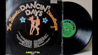 The Frenetic Dancin' Days Discotheque - (Vinil Completo 1977)