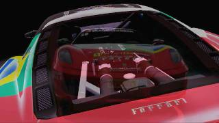 Ferrari Challenge Trofeo Pirelli - HD Trailer