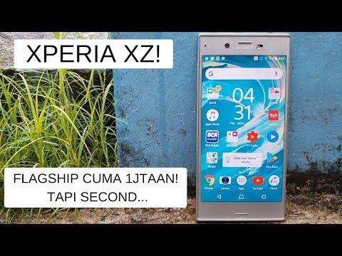 Review Pengalaman Pake Sony Xperia XZ Docomo/Softbank!