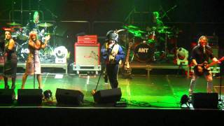 Adam Ant - Deutscher Girls @ Troxy, London 20/11/2011