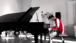 Tobu - Seven (Piano cover) by David Fang