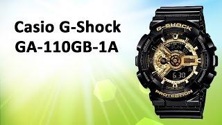Купить спортивные часы Casio G-Shock GA-110GB-1A. Обзор часов.(Стильные часы Casio G-Shock GA-110GB-1A можно купить здесь: http://mypush.ru/casio-g-shock-ga-110gb-1a Красивые, стильные, водонепроницаем..., 2015-02-09T07:27:09.000Z)