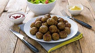 chiftelute la tefal actifry   actifry meat balls cc eng sub   jamilacuisine