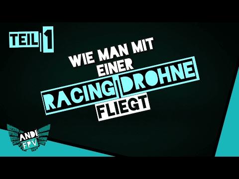 Wie man mit einer Racing Drohne fliegt | Übung 1 - Höhe halten