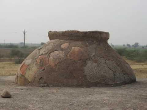 Dholavira Excavation Site Dholavira Archaeological Survey of India