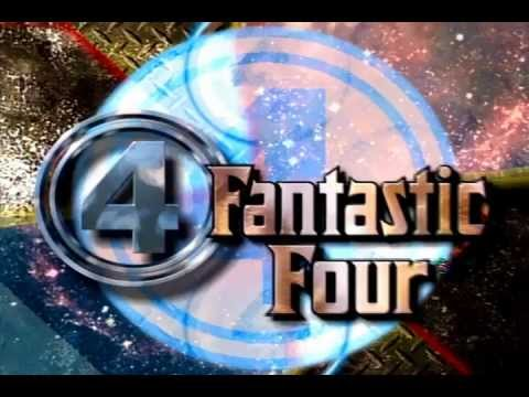 Fantastic Four TAS Intro 1 (1080p HD)