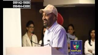 Des Pardes with  Raffles  Immigration Expert:  September 7, 2015