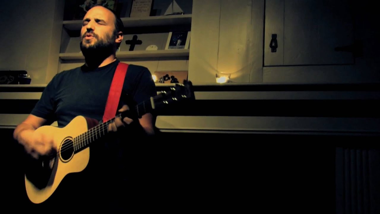 David Bazan Living Room Show: Hard To Be   YouTube Part 37