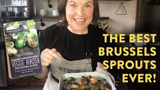 The BEST Seasoning For Your Brussels Sprouts!   Product Feature   Urban Accents Spices