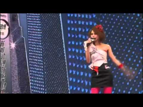 [Metro997 Offical] Gin Lee - 潛水 @ 新城勁爆頒獎禮2011