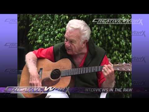Eddie Albert sings on camera for the last time