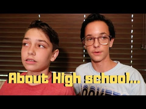 The First Week Of High School...(Story Time)