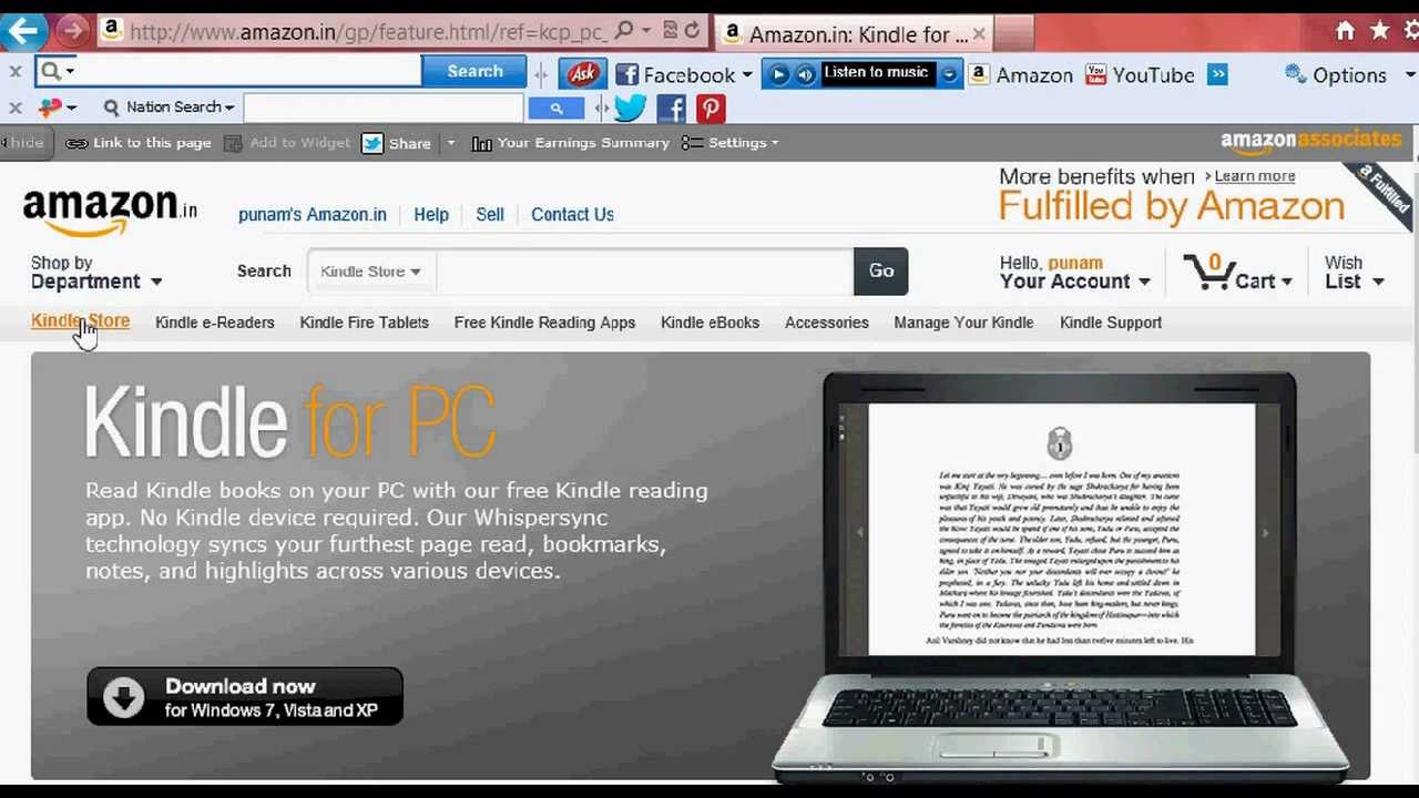 Download free ebooks for kindle from these 12 sites.