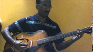 Jayostute : Marathi song : Instrumental  Sreekumar Nair