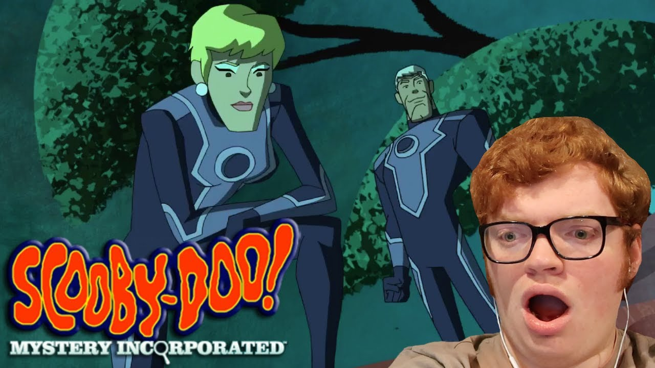 Download Scooby Doo Mystery Incorporated Season 2 Episode 16 Aliens Among Us Reaction