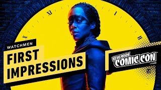 HBO's Watchmen: First Impressions - NYCC 2019