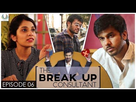 THE BREAKUP CONSULTANT |  EP 06 | Telugu Web Series  | Kasyap | Kaushik | Mounima | Dinesh