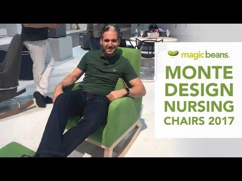 Monte Design Nursing Rockers & Gliders (Jackson/Grano/Grazia/Joya/Luca/Como)
