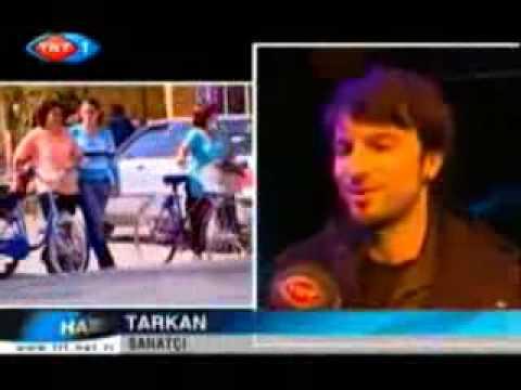TARKAN TRT Avaz Merhaba Dedi 2009