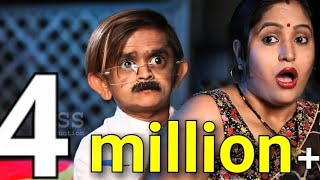 Chotu ki Pakau Biwi, खांदेश में छोटू की पकोऊ बिवी khandesh hindi comedy II DSS