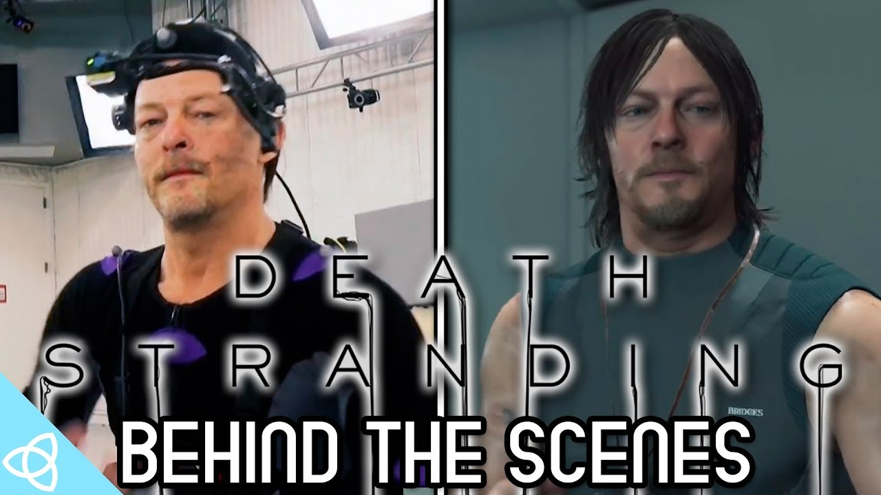 Behind the Scenes - Death Stranding [Making of] thumbnail