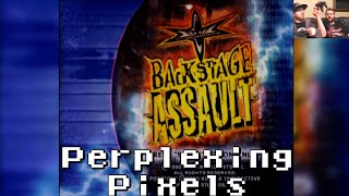 Perplexing Pixels: WCW Backstage Assault (N64) (review/commentary) Ep136
