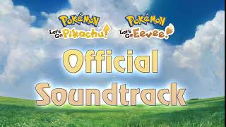 Received A Special Pokémon! - Pokémon Let's Go Pikachu and Let's Go Eevee OST (Gamerip)