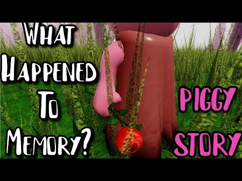 WHAT HAPPENED TO MEMORY? |Piggy Story|