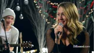 "Colbie Caillat ""Christmas In The Sand"" LIVE (Studio Session)"