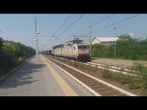 Treni domenicali a Serravalle Scrivia