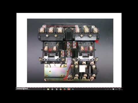 ladder-diagram-basics-#6-(fwd-rev-contactor-for-3-phase-motor)