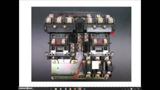 Ladder Diagram Basics #6 (FWD REV Contactor for 3 Phase Motor)