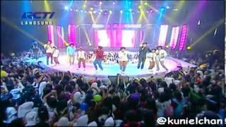 CJR feat Boyz II Boyz - Dilema at Konser B'day Coboy Junior