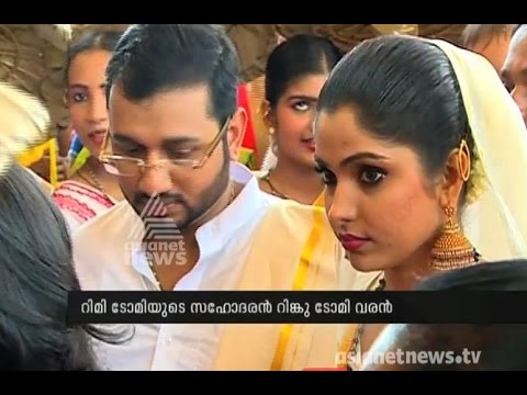 Wn Muktha To Enter Wedlock With Rimi Tomys Brother Rinku Tomy Hot