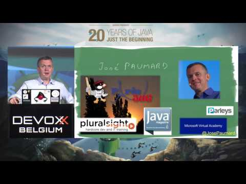 Java 8 Stream and RxJava comparison: patterns and performances by José Paumard