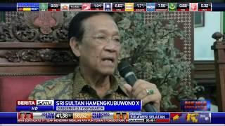 Sri Sultan Hamengkubuwono X Serukan Pesan Damai Pasca-pemilu